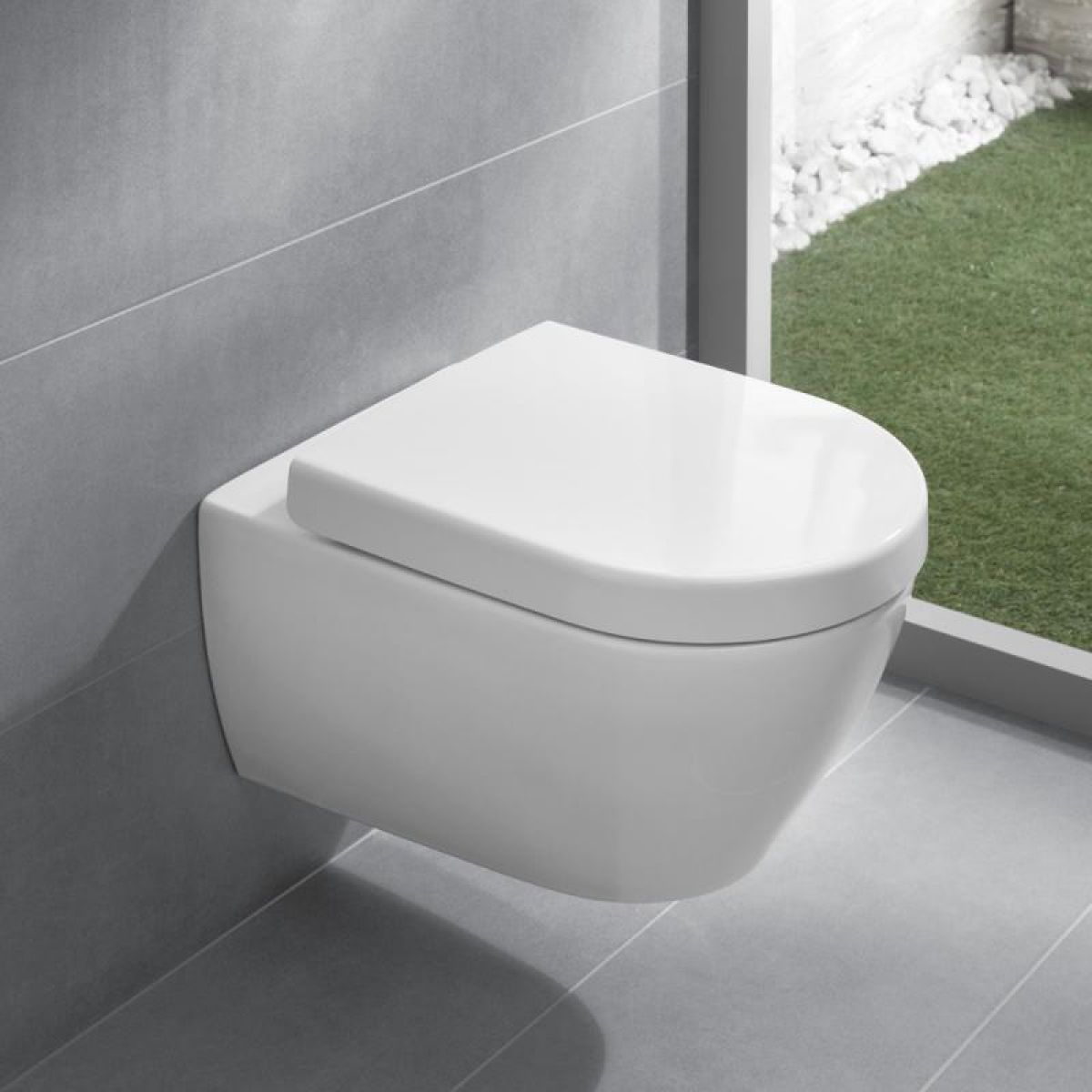 Villeroy & Boch Subway 2.0 Wall Hung Toilet