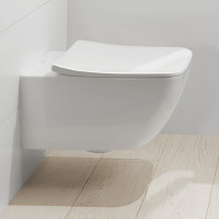 Villeroy & Boch Venticello Rimless Wall Hung Toilet