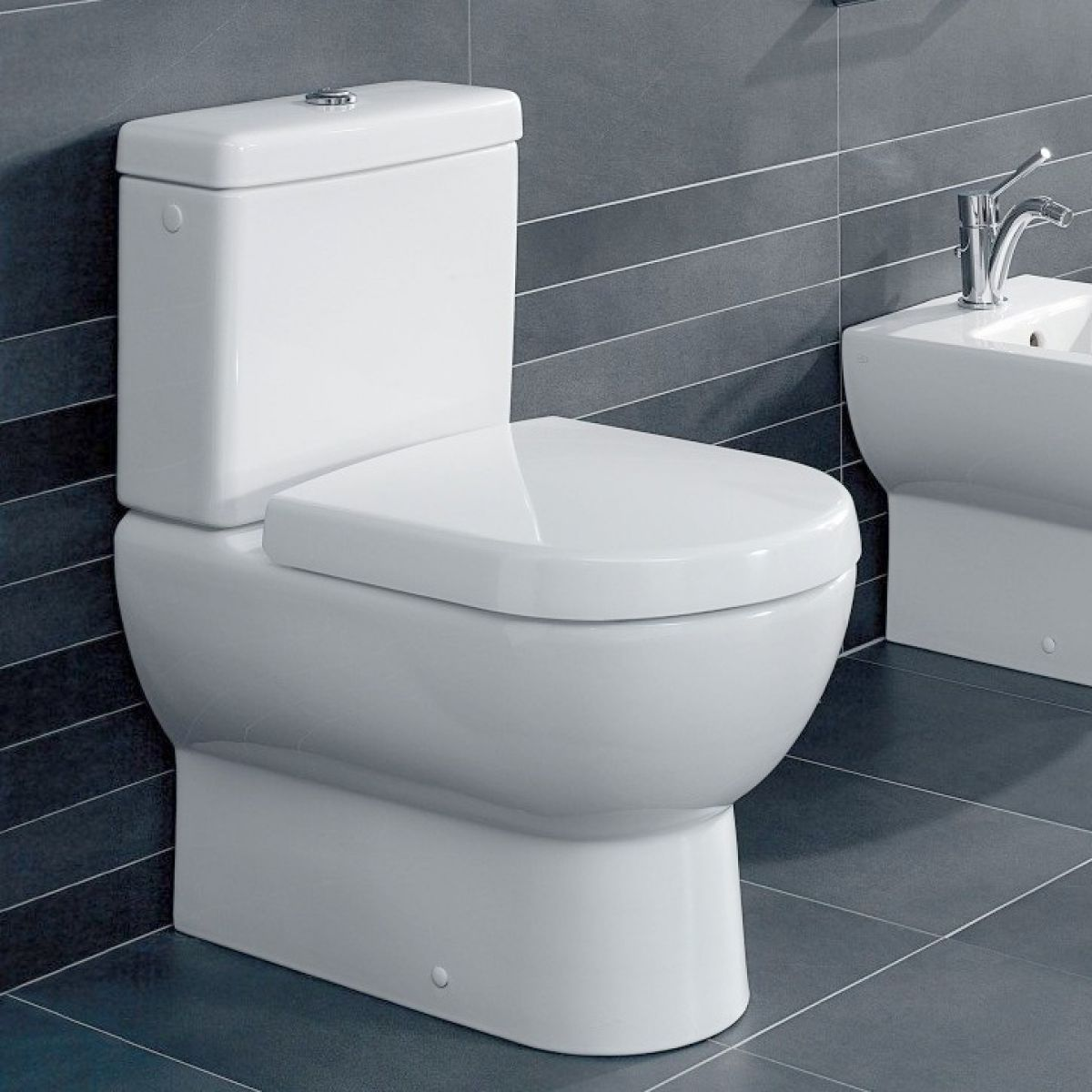 Villeroy Amp Boch Subway Soho Close Coupled Toilet