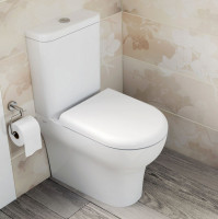 Vitra Zentrum Close Coupled WC