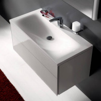 Keuco Royal Reflex Vanity Unit & Washbasin
