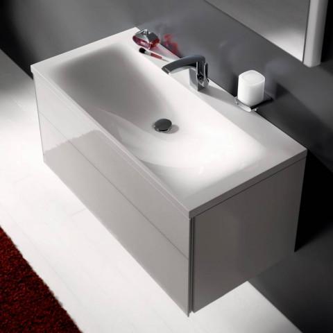 Keuco Royal Reflex Vanity Unit & Washbasin