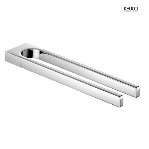 Keuco Moll Double Towel Holder