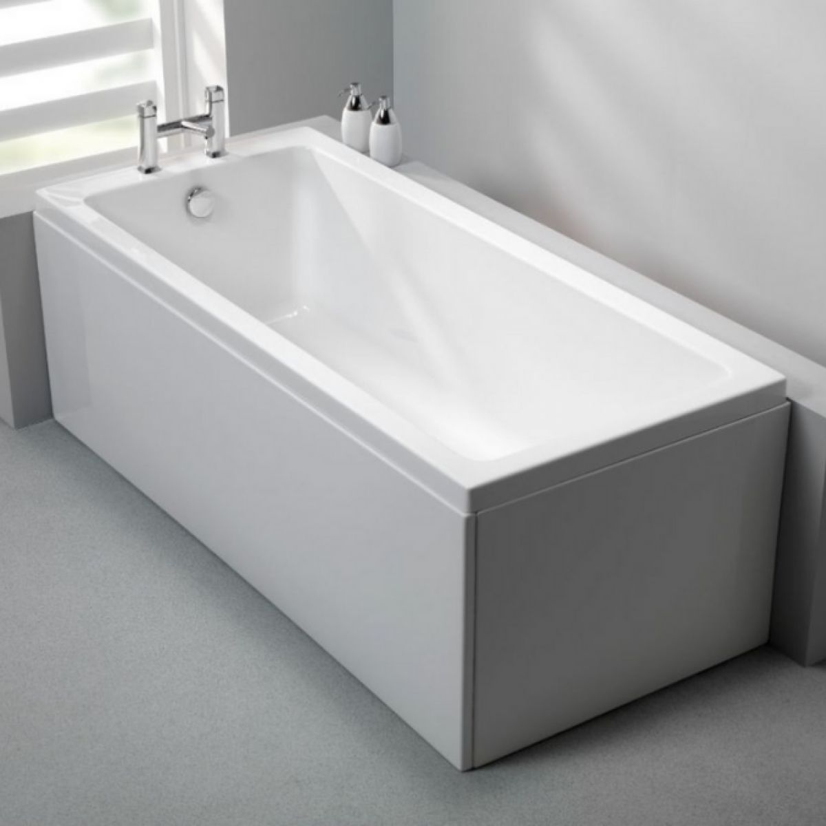 Carron Quantum Single Ended Bath