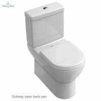 Villeroy & Boch Subway Close Coupled Toilet