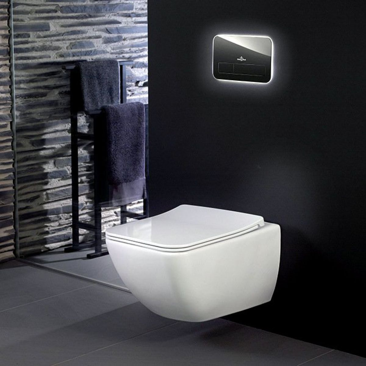 villeroy boch venticello rimless wall hung toilet bathrooms direct yorkshire. Black Bedroom Furniture Sets. Home Design Ideas