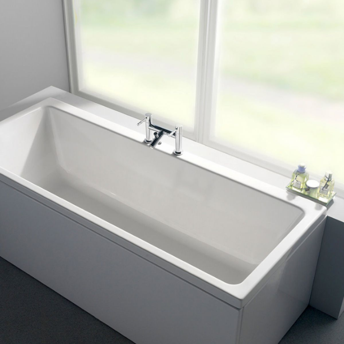Carron Quantum Double Ended Bath