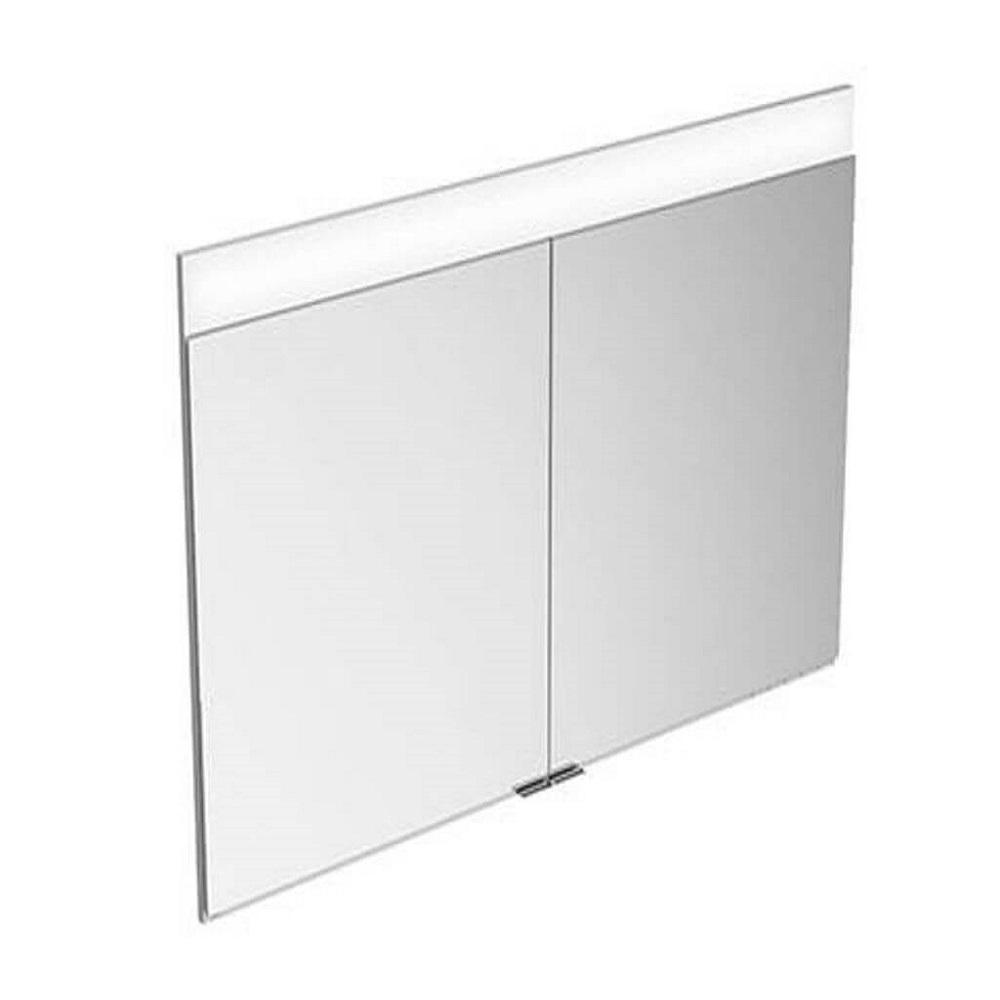 Keuco edition 400 mirror cabinet recessed bathrooms for Bathroom cabinets yorkshire