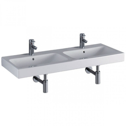 Geberit Icon 1200mm Double Washbasin