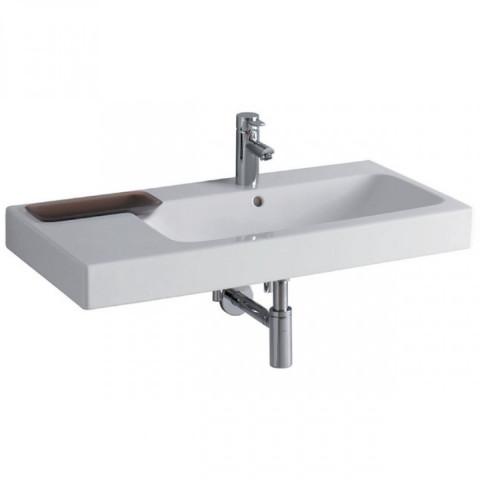 Geberit Icon Offset Washbasin & Decorative Dish