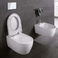 Geberit Icon Wall Hung Toilet Rimfree