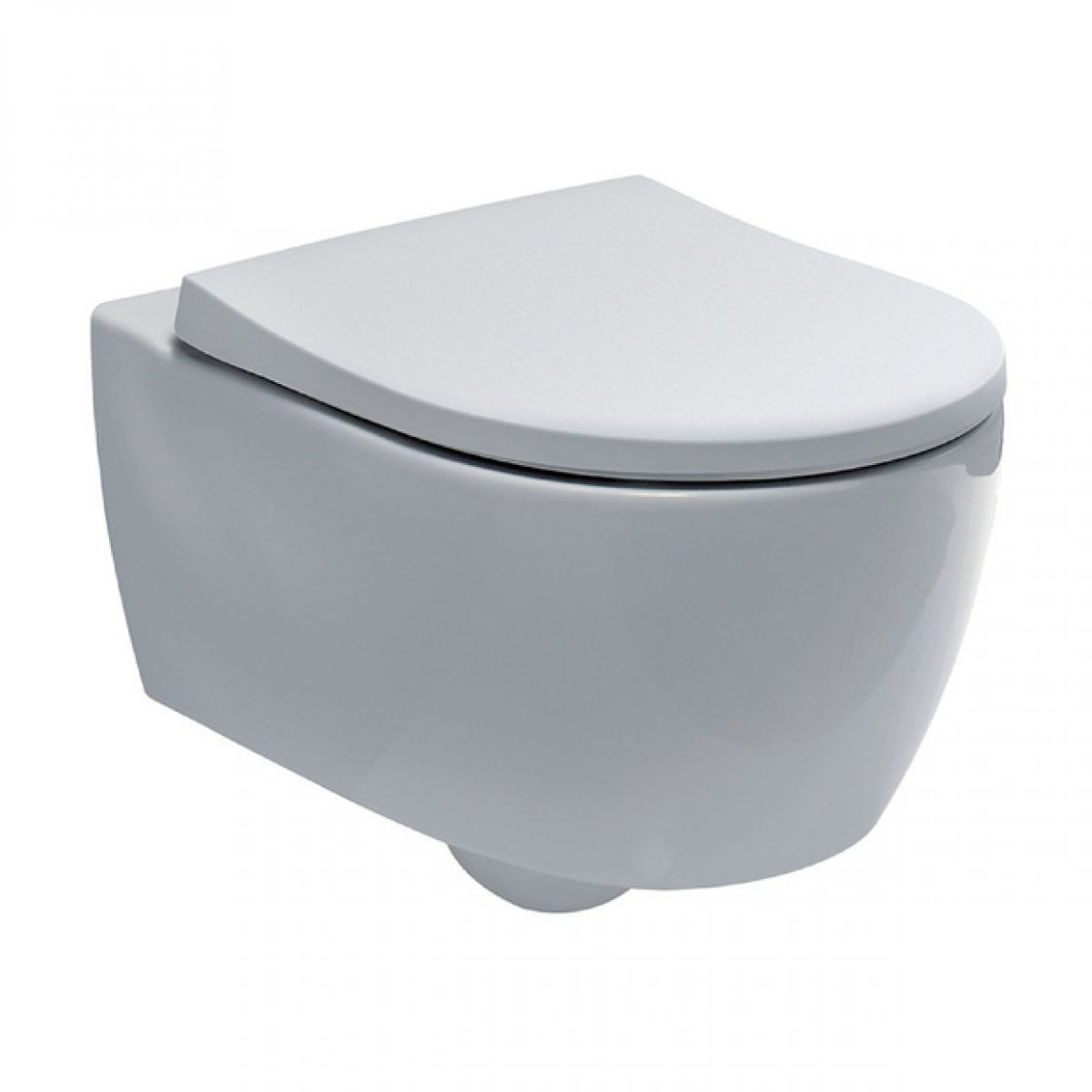 Geberit Icon Wall Hung Toilet Rimfree Bathrooms Direct