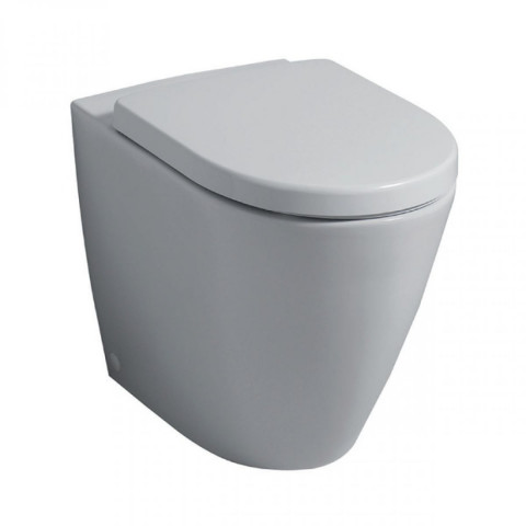 Geberit Icon Back To Wall Toilet Rimfree