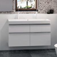 Geberit Icon 1200mm Vanity Unit For Double Washbasin