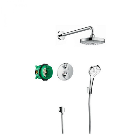 Hansgrohe Design Shower Set Croma Select S