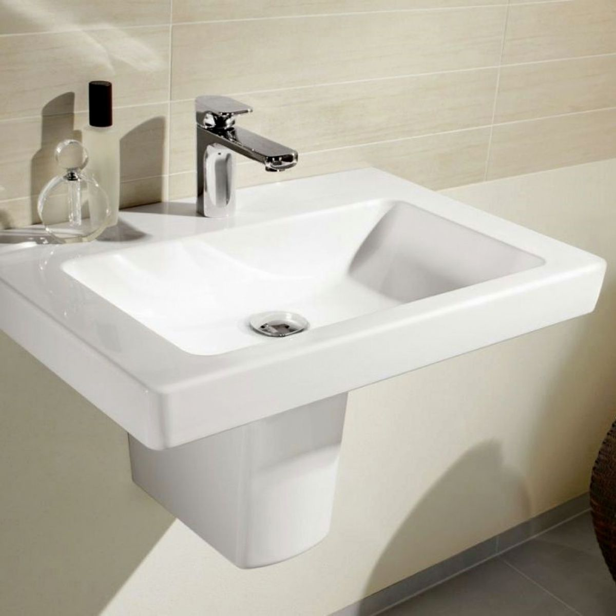 Villeroy & Boch Subway 2.0 Square Washbasin