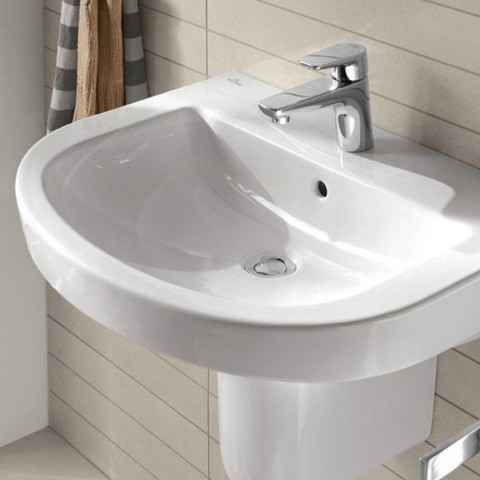 Villeroy & Boch Subway 2.0 Round Washbasin