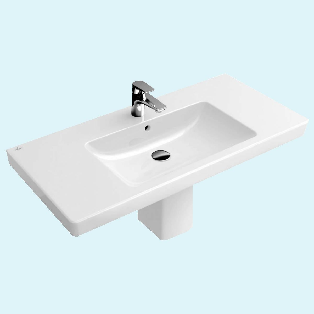 Villeroy & Boch Subway 2.0 Vanity Washbasin