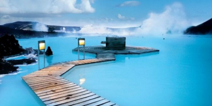 Iceland's Baths: The Hottest on Earth