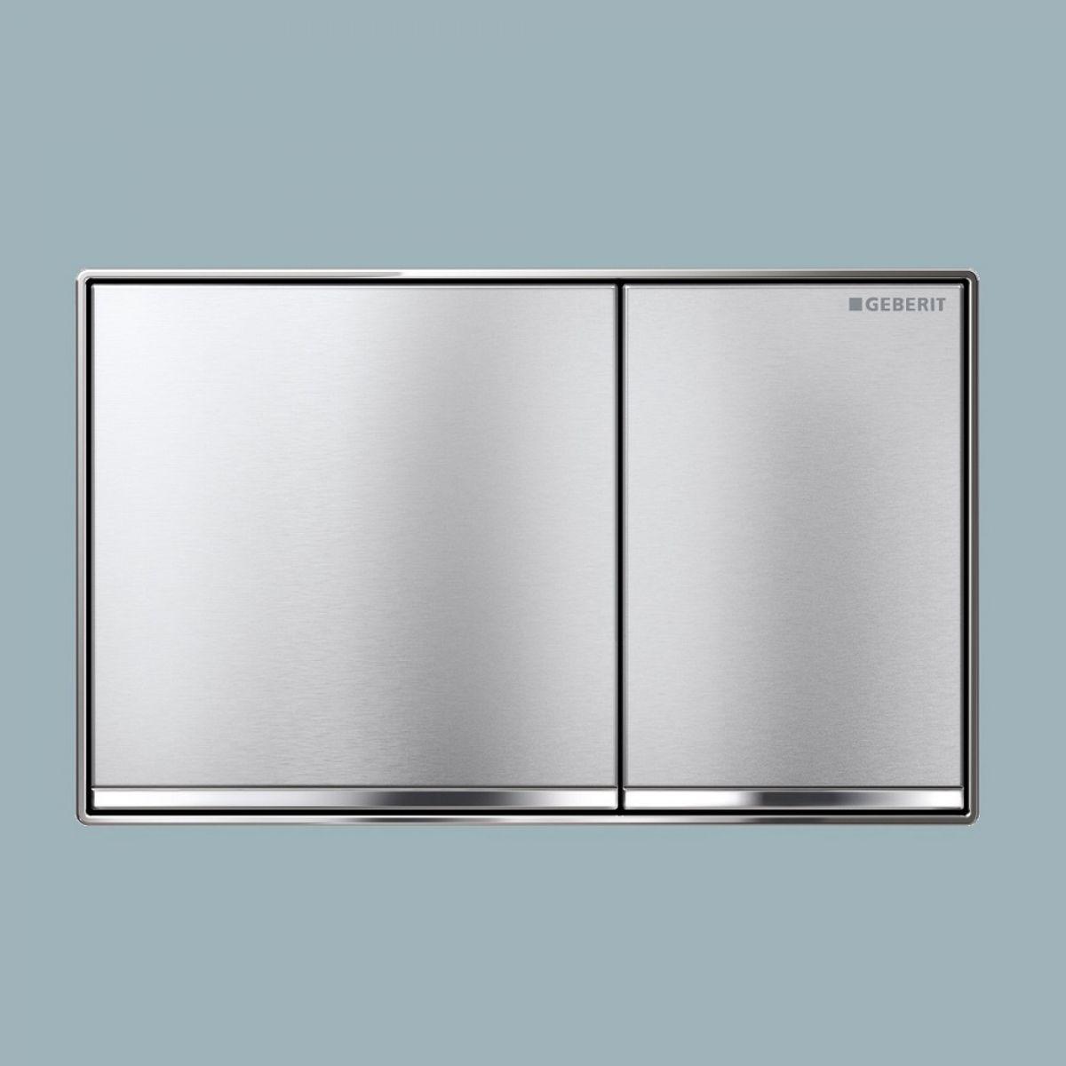 Geberit Omega60 Dual Flush Plate