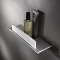 Keuco Edition 400 Shower Shelf With Integrated Wiper