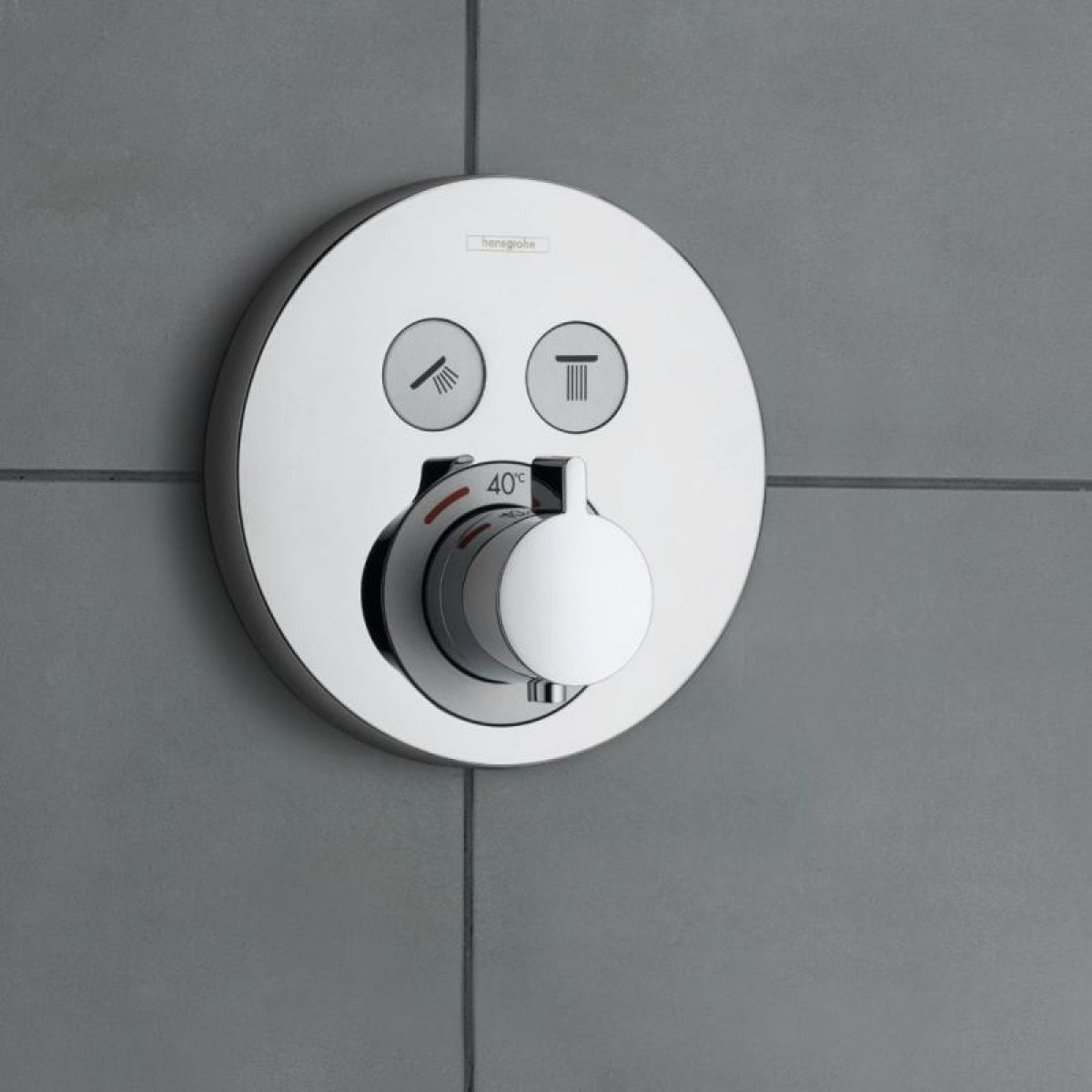 How to choose a Hansgrohe thermostatic mixer 82