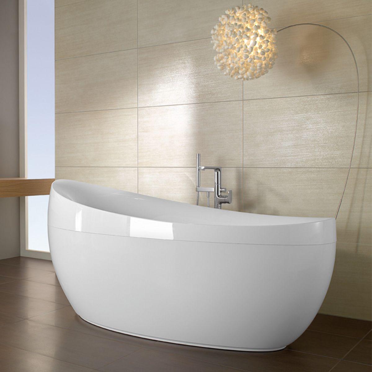 Villeroy & Boch Aveo Freestanding Bath