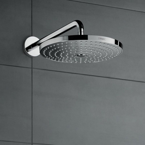 Hansgrohe Raindance Select S 2 Jet Overhead Shower & Arm