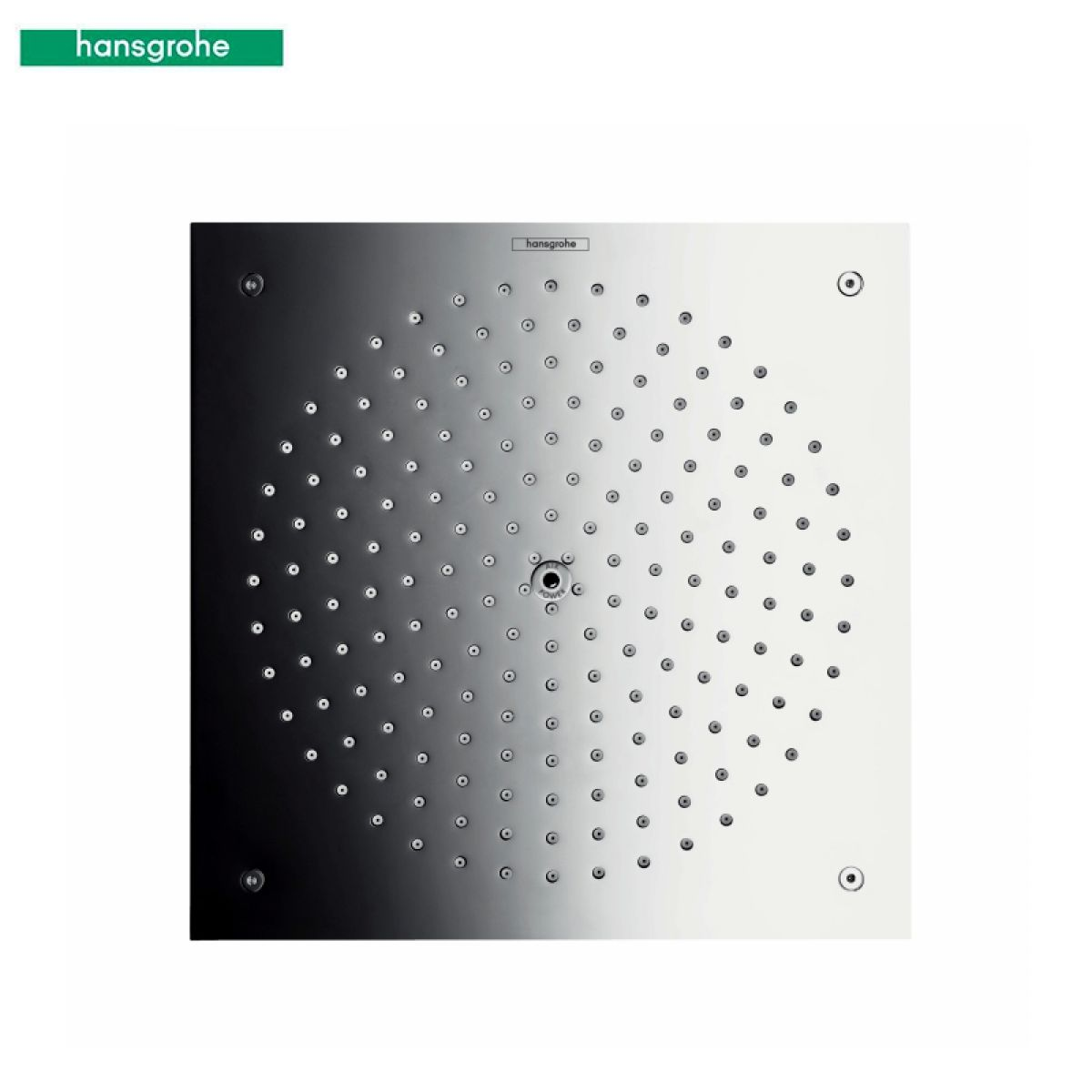 Hansgrohe Raindance Air 1 Jet Overhead Shower 260 x 260 mm
