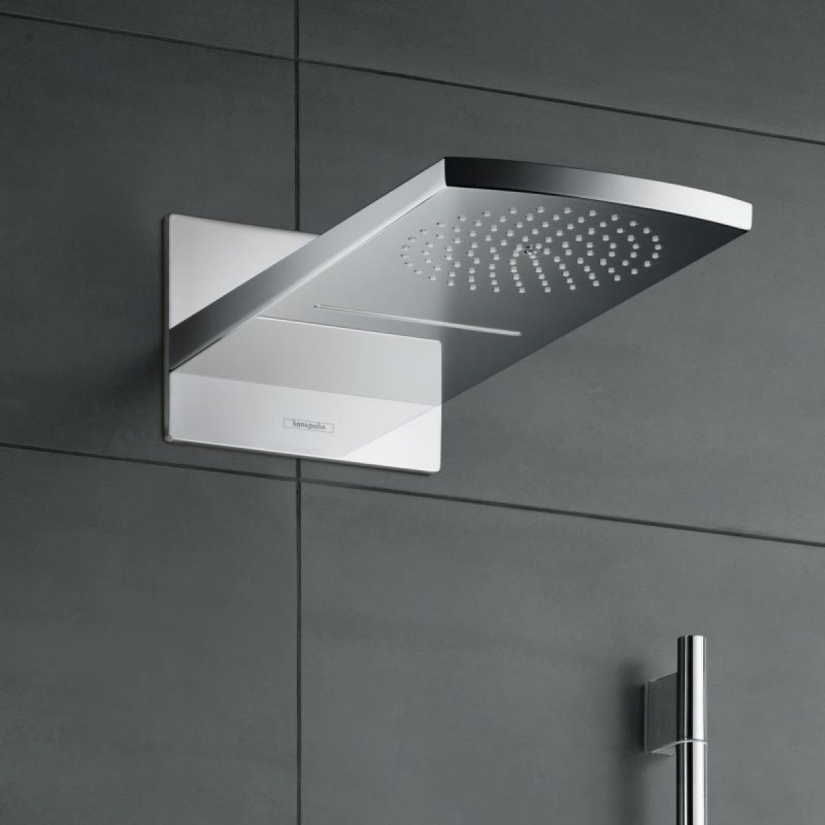 Hansgrohe Raindance Rainfall 180 Air 2 Jet Overhead Shower