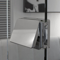 Matki New Illusion Quintesse Shower Enclosure With Integrated Tray