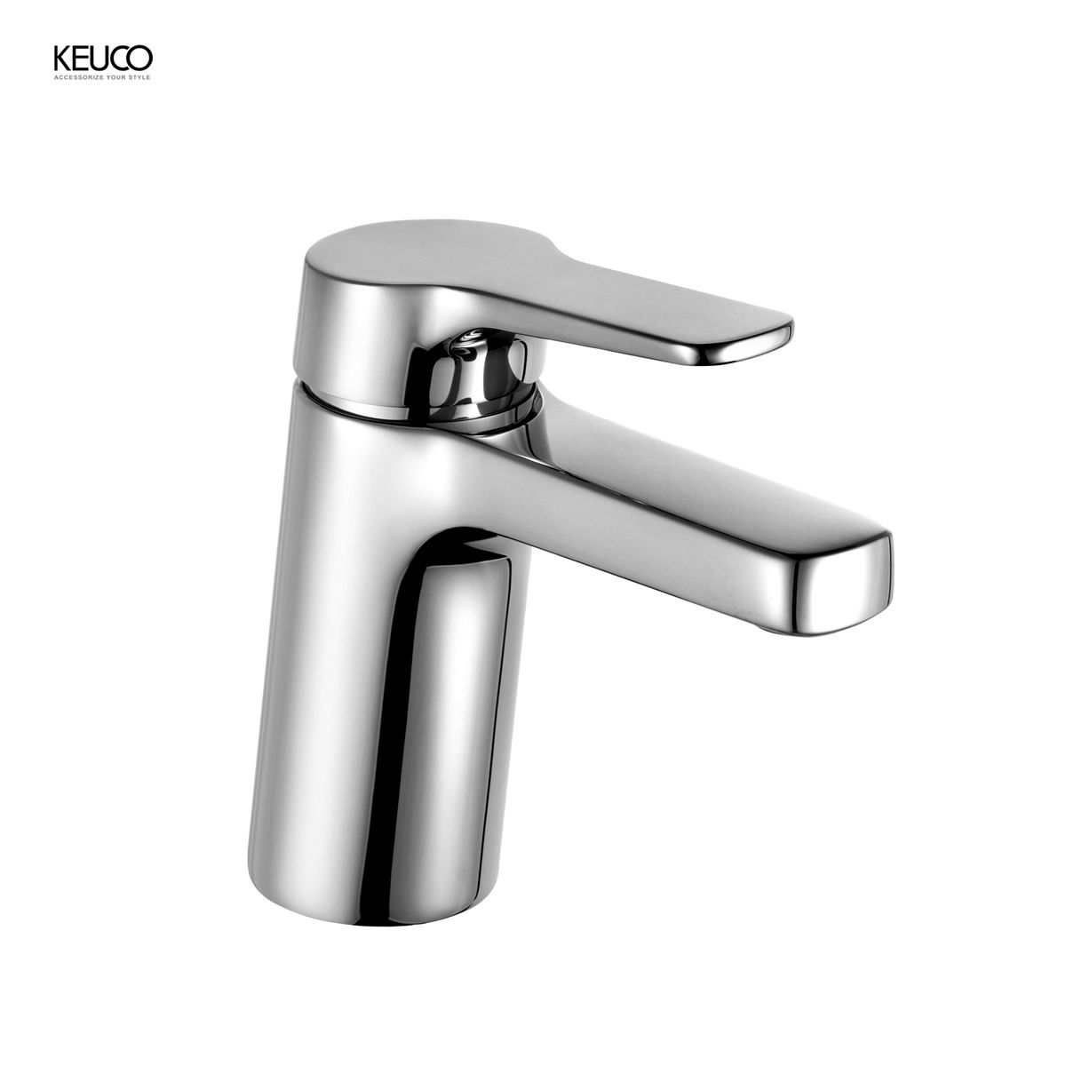 Keuco Moll Single Lever Basin Mixer 100