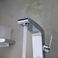 Keuco Elegance Single Lever Basin Mixer 120