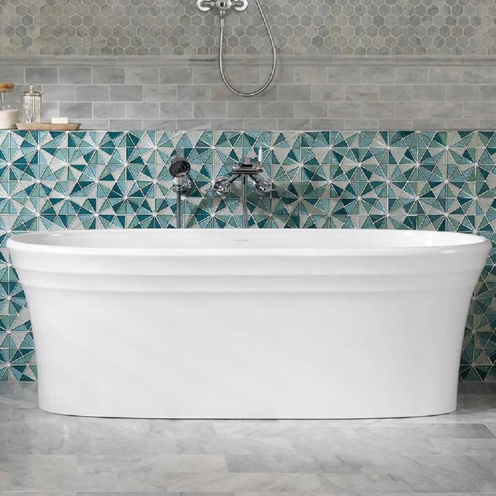 Victoria + Albert Warndon Freestanding Bath