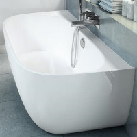 Victoria + Albert Eldon Back To Wall Freestanding Bath