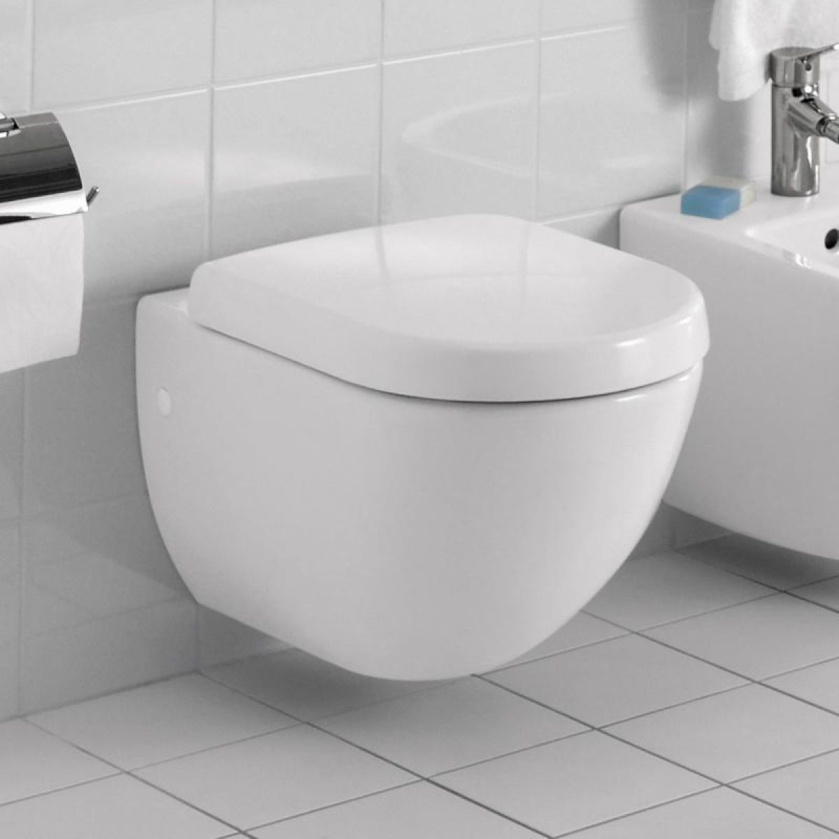 villeroy boch subway soho wall hung toilet bathrooms direct yorkshire. Black Bedroom Furniture Sets. Home Design Ideas