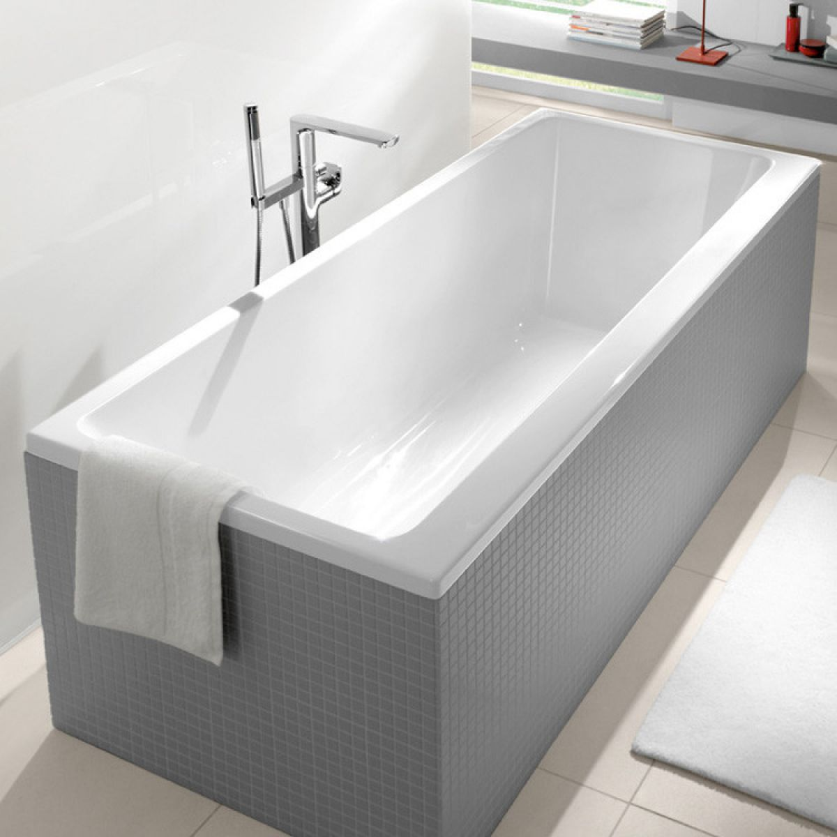 Villeroy & Boch Subway Duo Bath