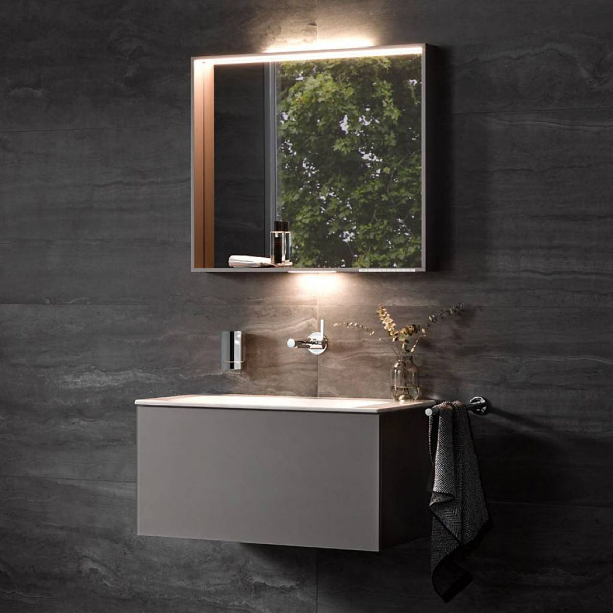 keuco bathroom cabinets keuco plan vanity unit bathrooms direct 13299