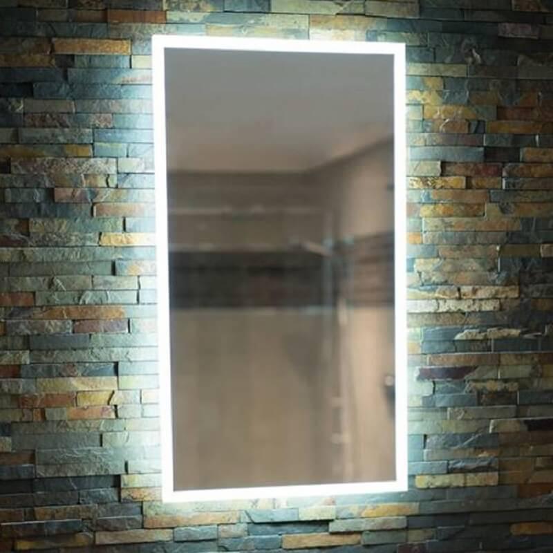 HIB Globe 45 LED Ambient Mirror