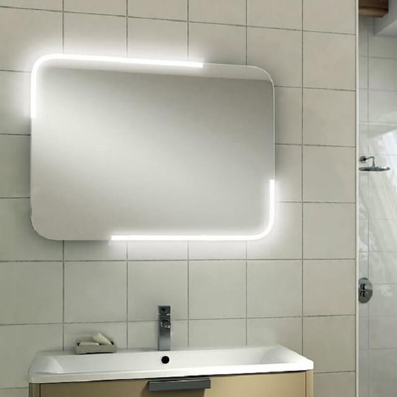 HIB Orb 60 LED Ambient Mirror