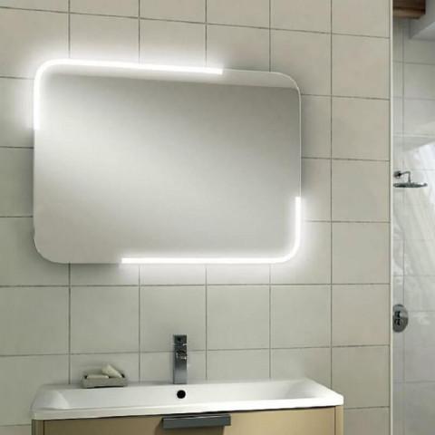 HIB Orb 60 LED Ambient Mirror