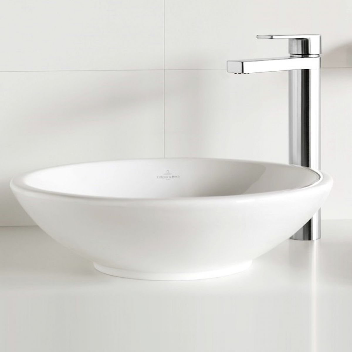 Villeroy & Boch Loop & Friends Circular Surface Mounted Basin