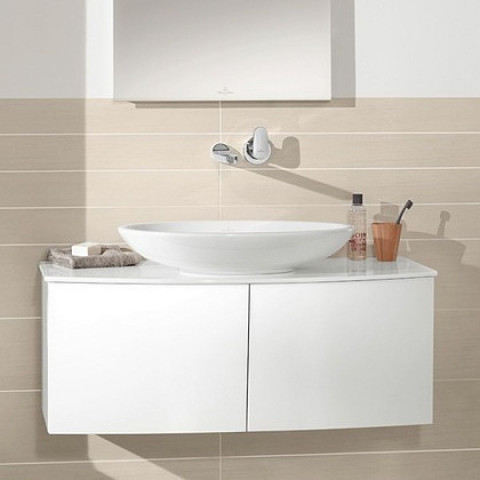 Villeroy & Boch Loop & Friends Oval Surface Mounted Basin
