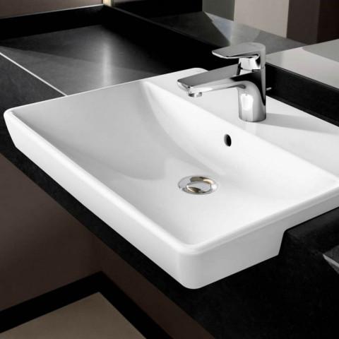 Villeroy & Boch Avento Semi Recess Washbasin