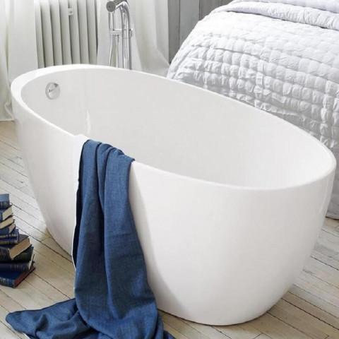 Waters I-Line Fjord 1700mm Freestanding Bath