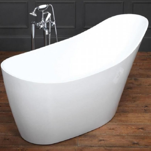 Waters I-Line Wave2 1670mm Freestanding Bath
