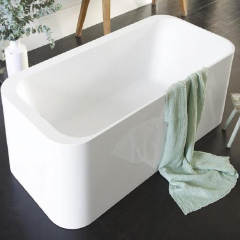 Waters I-Line Lake2 1600mm Freestanding Bath