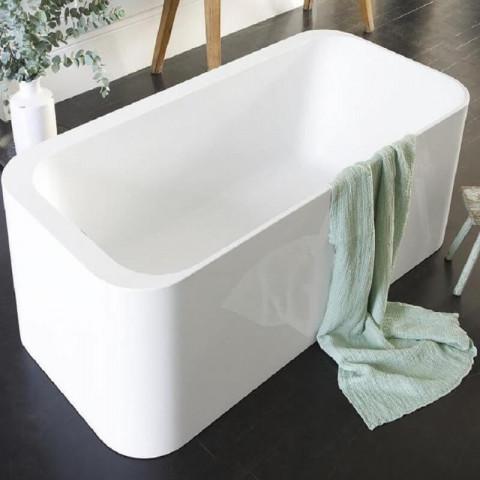 Waters I-Line Lake2 1600mm Freestanding Bath