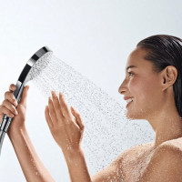 Hansgrohe Raindance Select S 120 Unica S Puro Shower Set