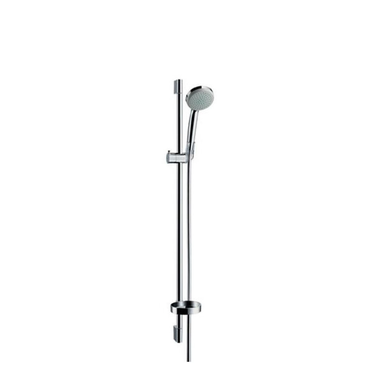 hansgrohe croma 100 1 jet unica c shower set bathrooms. Black Bedroom Furniture Sets. Home Design Ideas